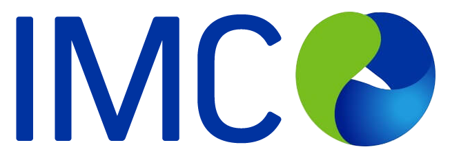 IMC Logo in der Apotheke LUX 99 aka die Cannabis-Apotheke